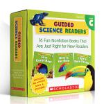 顺丰发货 Guided Science Readers Level C: Fun Nonfiction Books科学