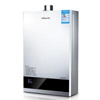 Vanward 万和 燃热JSQ30-16ET50 燃气热水器(天然气)智能人机交互系统 水气双调 安全节能