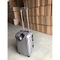 铝框拉杆箱pc万向轮登机行李女24男旅行箱商务