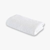 当当优品 酒店系列全棉面巾 印度长绒棉毛巾 33x75 王子白