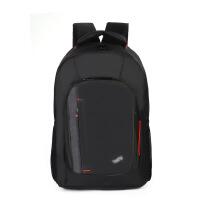 商务Thinkpad笔记本包 IBM 联想电脑包 双肩背包支持logo加工定制 黑色 15寸