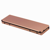 ikodoo爱酷多 月光宝盒金属无线蓝牙键盘 适合苹果2017新iPad/iPad234/Mini1234/Pro9.