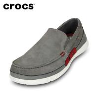 【下单立减150】Crocs男鞋crocs帆布鞋cross男鞋卡骆驰风尚沃尔卢户外休闲鞋|14757 男士风尚沃尔卢麂