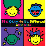 It's Okay To Be Different 《不一样没关系》(Todd Parr绘本)ISBN 9780316043472