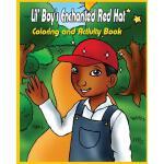 【预订】Lil' Boy's Enchanted Red Hat: Coloring and Activity Boo