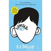 Wonder 奇迹男孩 英文原版 同名电影原著小说 青春励志儿童青少年