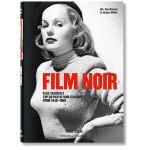 经典黑色电影 Film Noir 电影剧照原始海报 TASCHEN英文原版