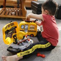 儿童工具箱套装玩具宝宝过家家拆卸螺丝维修理箱男孩益智3-67周岁