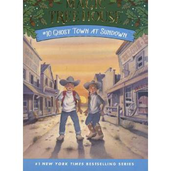 【预订】Ghost Town at Sundown 预订商品,需要1-3个月发货,非质量问题不接受退换货。