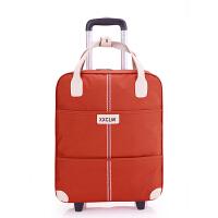 手提包箱包拉杆旅行包旅行袋行李包小型轮子随身便携式新款大容量