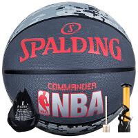 斯伯丁 Spalding 7号室外水泥地篮球训练教学橡胶篮球