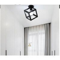 创意过道灯简约现代走廊灯家用个性玄关门厅入户阳台吸顶灯