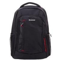 联想双肩背包14寸15.6寸笔记本电脑包男女休闲商务背包出差旅行包 联想标识(适合14-15.6寸电脑)