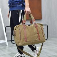 旅行包男士商务手提包大容量背包出差旅游短途行李包运动包健身包