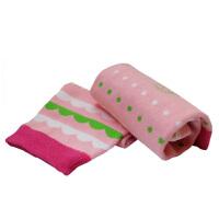 【当当自营】Pigeon贝亲 婴儿袜套(粉色圆点)LA388
