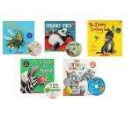Fantastically Funny Song系列 英文原版 克雷格・史密斯 幽默绘本故事书 4册合售 附4CD
