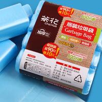 茶花 点断式加厚中号垃圾袋 家务清洁环保袋