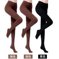 3双丝袜天鹅绒连裤袜春秋季中厚款肉色打底裤袜女 均码