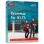 华研原版 英语语法 柯林斯雅思语法 Grammar for IELTS 英文原版雅思考试工具书 正版进口书籍 全英文版