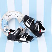 男童鞋 夏季男宝宝皮凉鞋1-3岁软底儿童牛皮鞋