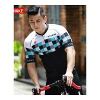 格调夏季骑行服短袖套装男山地自行车骑行裤上衣 格调短套装
