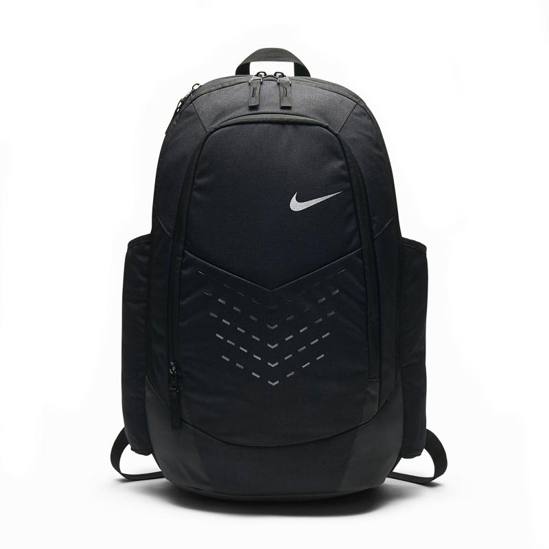 Nike 耐克 BA5477 户外休闲旅游双肩背包  男女通用气垫肩带运动背包 学生背包