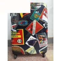 时尚拉链拉杆箱万向轮行李箱20寸24寸男女密码磨砂旅行箱静音轮潮 黄色 20寸