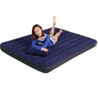 充气床垫 气垫床单人双人家用午休加厚折叠户外打汽帐篷冲气榻榻米