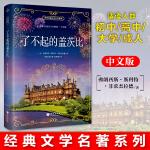 了不起的盖茨比 中文版 新课标必读名著