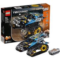 【当当自营】乐高LEGO机械组系列 42095 遥控特技赛车