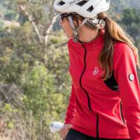 零度女士长袖骑行服 秋冬女速干透气保暖女骑行装备自行车服新品