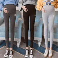 孕妇打底裤怀孕期女裤子春秋季3-9个月牛仔外穿潮妈长裤春装新款