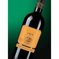 长城庄园西拉干红葡萄酒鉴藏