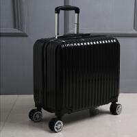 铝框拉杆箱18寸高档旅行箱16行李箱小型密码箱商务男女士潮登机箱