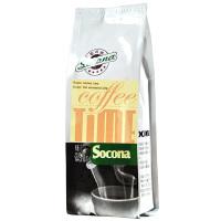 Socona蓝山大豆咖啡豆 原装进口蓝色大豆咖啡粉250g 包邮