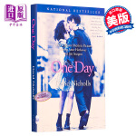 【中商原版】One Day 一天英文原版小说 电影原著 全  英语畅销书籍 外文原版