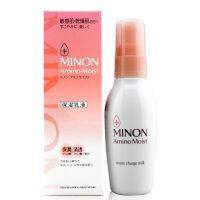 日本COSME大赏MINON氨基酸补水保湿乳液100ml敏感肌干燥肌用