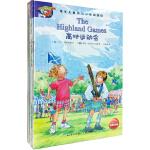 培生儿童英语分级阅读 第八级(16册利来国际ag手机版+1张CD)