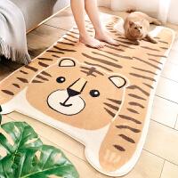 地垫房间儿童地毯床边地毯客厅地垫沙发地毯卧室满铺可爱毛毯