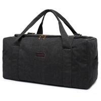 超大容量手提旅行包男士特大号行李包袋子帆布搬包装被子衣服包