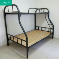 铁床1.5米铁架床高低铁艺床上下床双层床1.2米床 铁架床