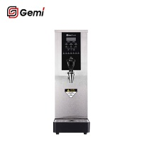 Gemi/吉之美 豪华商用不锈钢吧台机咖啡厅酒吧开水机器 GM-B1-10-2JS