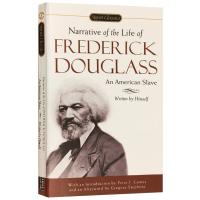 一个美国黑奴的自传 英文原版 弗雷德里克道格拉斯 Narrative of the Life of Frederick