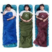 迷你超轻信封睡袋薄款隔脏午休露营棉睡袋内胆 户外旅行成人室内睡袋