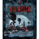 【预订】Steampunk: H.G. Wells