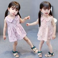 婴儿裙子夏季女童装连衣裙公主洋气宝宝夏天衣服1一2岁夏装