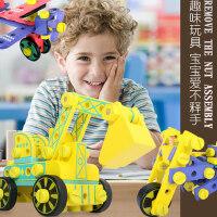 积木拼装玩具儿童益智力动脑开发男孩1-2-3-6岁宝宝早教女孩木头4