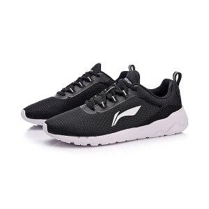 李宁LINING跑步鞋女鞋透气轻便休闲鞋低帮运动鞋