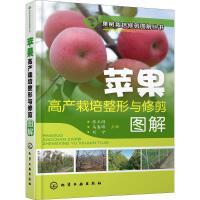 苹果高产栽培整形与修剪图解 化学工业出版社