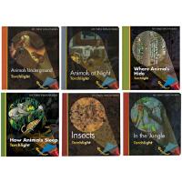 第一次发现丛书手电筒系列 英文原版 My First Discoveries/Torchlight 6册合售 光影魔术